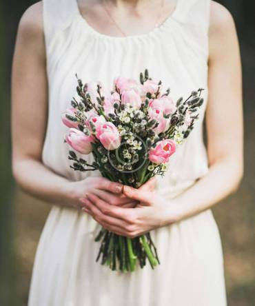 Colors and Textures for Summer Weddings